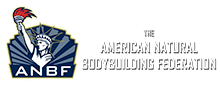The AMERICAN NATURAL BODYBUILDING FEDERATION