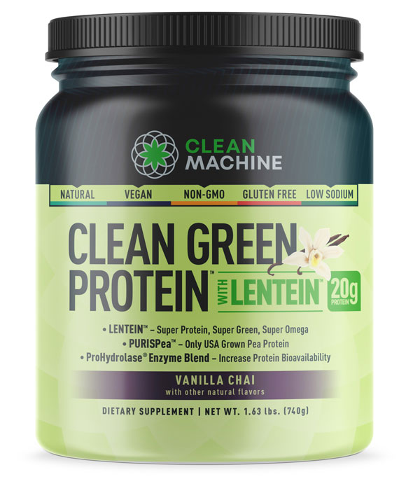clean machine protein