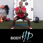 How to Do Front Loaded Dumbbell Lateral Shuffles With Super Band