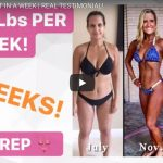 Real Vegan Fitness Testimonial