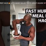 FAST MEAL PREP HACK_ VEGAN EGG SALAD!!(1)