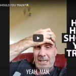 HOW HARD SHOULD YOU TRAIN