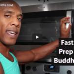 Fast Meal Prep Hack! Buddha Bowl!