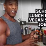 SCHOOL LUNCH HACKS! VEGAN SLOPPY JOE'S!