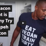 Eat Bacon That is Healthy Try Tempeh Bacon