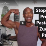 Stop Eating Process Pasta & Try Zucchini Pasta!