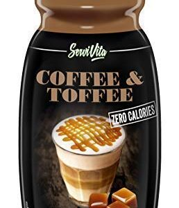 COFFEE-TOFFEE SERVIVITA ZERO 10.6 FL Oz