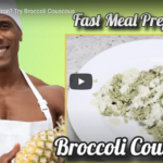 Are You Low In Iron? Try Broccoli Couscous