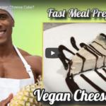 How To Make Vegan Cheese Cake?